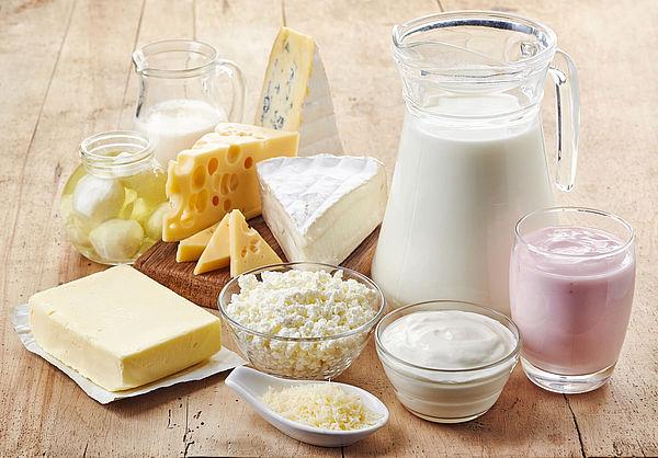 Milk Dairy Matrix